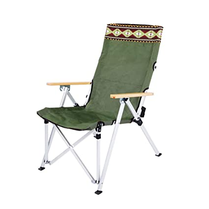 ppol Fishing Chair Outdoor Folding Chair Portable Camping