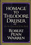 Homage to Theodore Dreiser, Robert Penn Warren, 0394410270