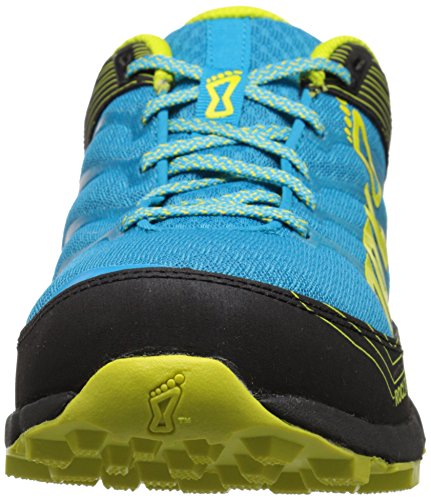 Inov-8 Roclite Hombres 295 Trail Running Shoe Azul / Negro / Lima