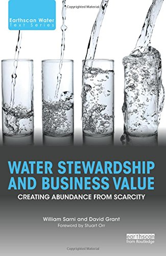 Water Stewardship and Business Value: Creating Abundance from Scarcity (Earthscan Water Text)