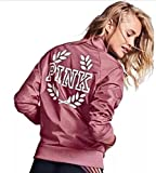 Victoria's Secret PINK Bomber Jacket Soft Begonia (X-Small)