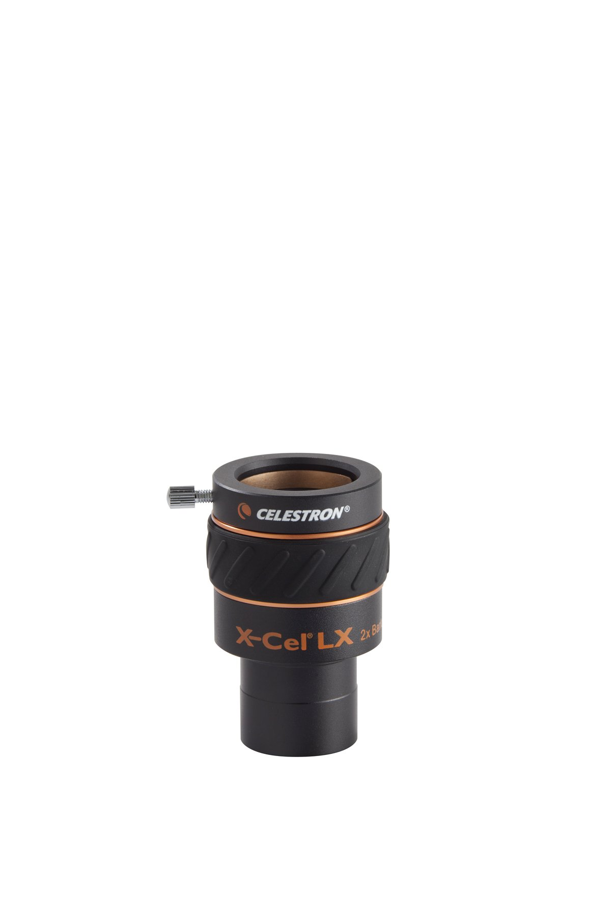 Celestron 93529 X-Cel LX 1.25-Inch 2x Barlow Lens (Black) by Celestron