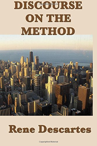 Book cover for Discourse on the Method
