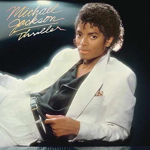michael jackson thriller album vinyl