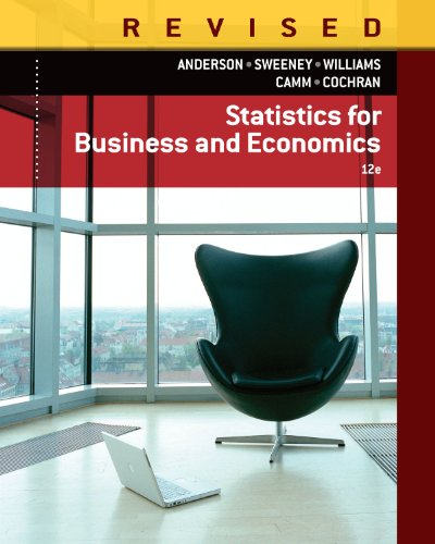 Statistics for Business & Economics, Revised Pdf
