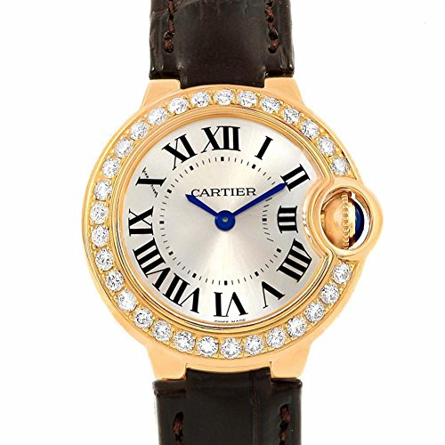 Cartier Ballon Bleu quartz female Watch WE900151 (Certified Pre-owned)