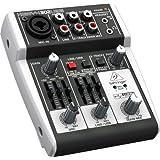 Mixer AUDIO Behringer Xenyx 302 USB per live, karaoke ecc...