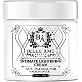 Intimate Skin Lightening Cream - Belle Ame - For Anywhere on your Body - Underarms, Knees, Thighs, Elbows, Buttocks…