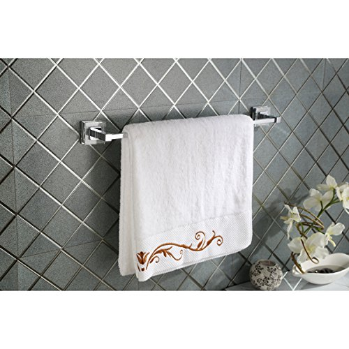 Ruvati RVA5006 Valencia 24 Towel Bar Luxury Bathroom Accessory, Crystal and Chrome by Ruvati (Image #6)