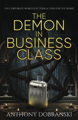 The Demon in Business Class (Pecan Baby Pie)