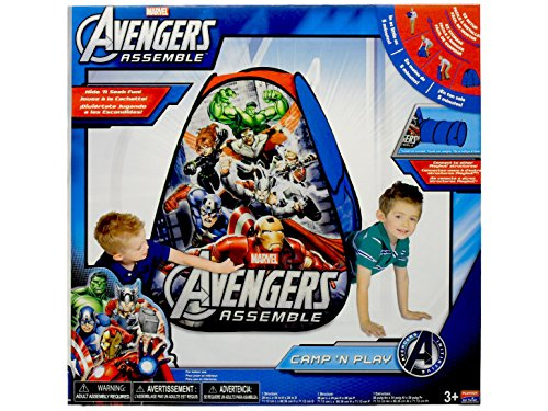 Marvel Avengers Assemble Camp Playhut product image