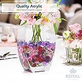 Acrylic Gems Ice Crystal Rocks for Vase