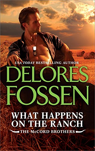 book cover of What Happens On the Ranch