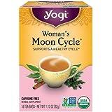 Yogi Tea Woman'S Moon Cycle, Herbal Supplement, Tea Bags, 16 ct, 2 pk