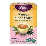 Cheap Yogi Tea Woman'S Moon Cycle, Herbal Supplement, Tea Bags, 16 ct, 2 pk
