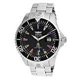 Invicta 21323 Mens 47mm Grand Diver International Automatic Silver Bracelet Watch