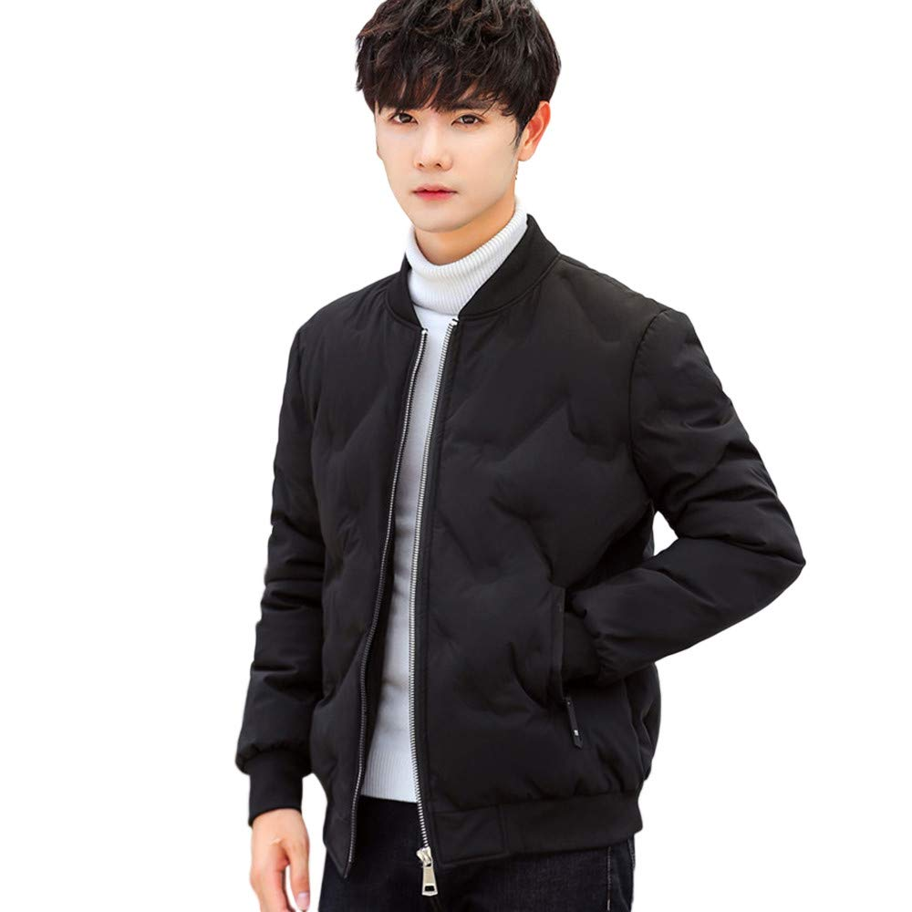 Pandaie-Mens Product OUTERWEAR メンズ X-Large ブラック B07K8347KF, タカハシ c9b75a93