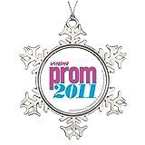 YOBSTF7s Tree Branch Decoration Prom 2011 - Aqua Snowflake Ornaments For Christmas Tree Teenagers
