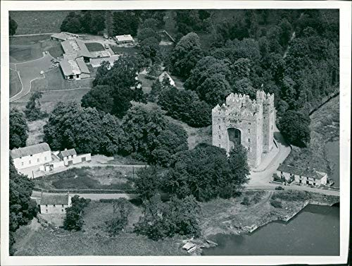- Vintage photo of Bunratty Castle