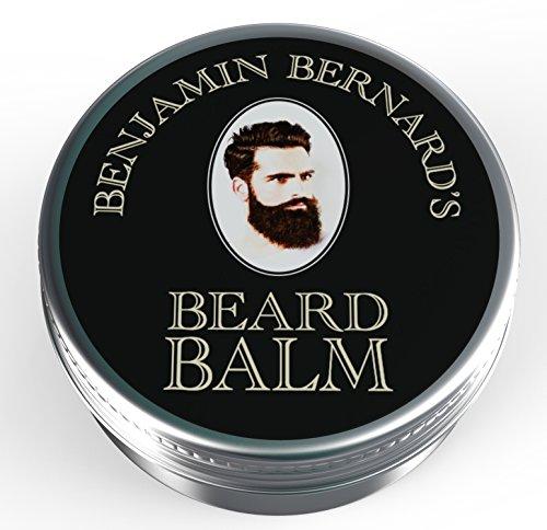 Bartbalsam/Beard Balm - Benjamin Bernard 100 ml Zinn