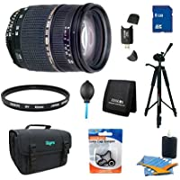 Tamron SP AF 28-75mm f/2.8 XR Di with Built-in Motor for Nikon Includes Bonus Xit 60 Full Size Photo / Video Tripod, and More
