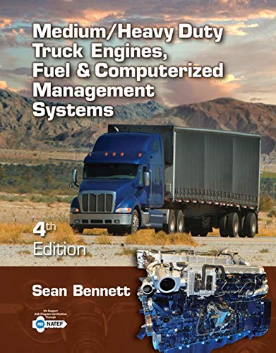 - Medium/Heavy Duty Truck Engines, Fuel & Computerized Management Systems