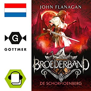 De schorpioenberg (Broederband 5) Audiobook
