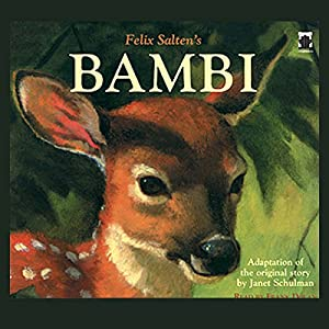 Bambi Audiobook