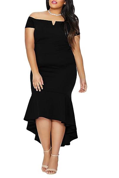 32e598538e435 FUSENFENG - Vestido Mujer