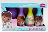 4 X What Kids Want Doc McStuffins Bowling Set