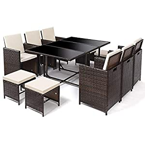 51vnlrS%2BgkL._SS300_ Wicker Dining Tables & Wicker Patio Dining Sets