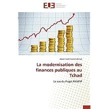La modernisation des finances publiques au Tchad: Le cas du Projet PAMFIP