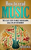 #4: How to Read Music: The 6 Easy Steps to Meet Your Reading Goals on Any Instrument