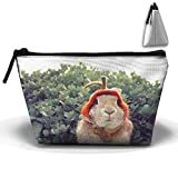 Portable Travel Rabbit With Hat Storage Pouch Cosmetic Toiletry Bags Organizer Travel Accessories
