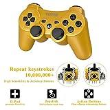 VOYEE PS3 Controller Wireless - Rechargable