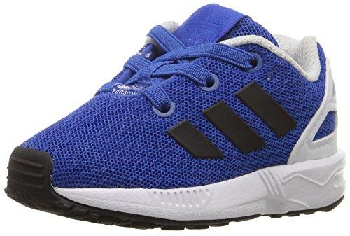 Blue I black Adidas Unisex El white Originals Flux Kids Zx qnfwIa0f7
