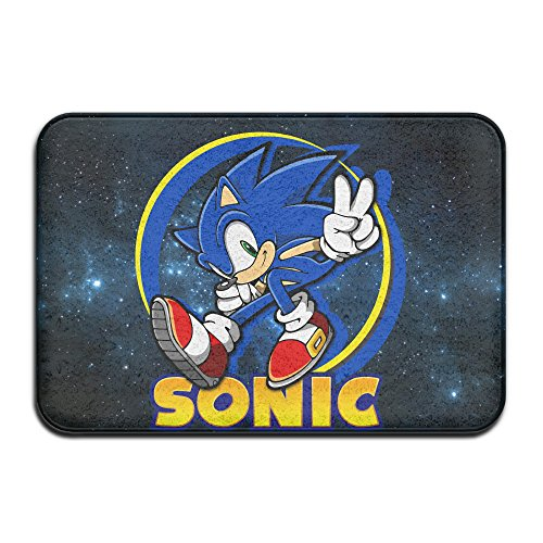 [23'6''x15'7 In Area Rugs Carpet For Pet Sonic The Hedgehog] (Sonic The Hedgehog Tails Costumes)