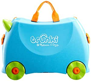 Melissa & Doug Trunki - Terrance (Blue) (Discontinued by manufacturer)