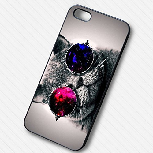 High cat sunglasses pour Coque Iphone 6 or 6s Case H6N5CU