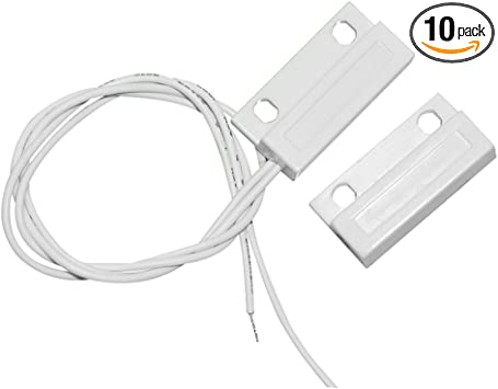 Cable MC-38 Door Switch Magnetic Window Reed Contact MC38 Incl