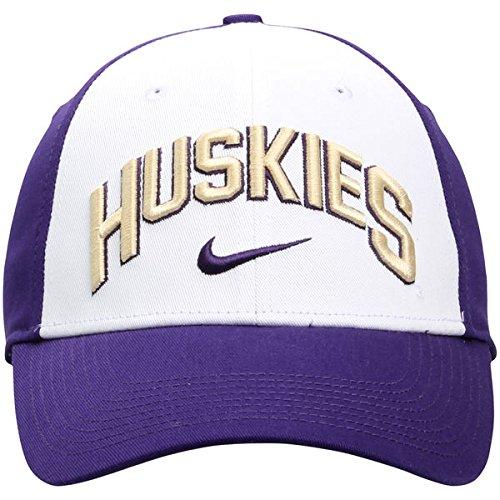 more photos 5552e cab13 Amazon.com   Nike Washington Huskies Dri-Fit NCAA L91 Verbiage Flex-Fit Hat  Cap   Sports   Outdoors
