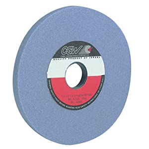 """CAMEL AZ Surface Grinding Wheel - Size: 14""""X 1""""X 5"""" STYLE: Straight - Type 01 - No Recess"""