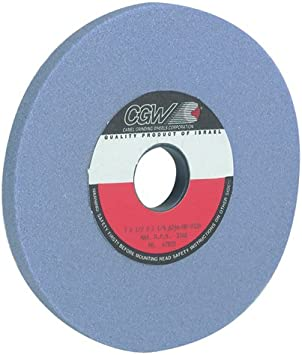No Recess Type 01 CAMEL AZ Surface Grinding Wheel Size: 12X 1X 3 STYLE: Straight