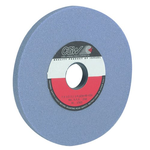 CAMEL AZ Surface Grinding Wheel - Size: 12''X 1''X 5'' STYLE: Straight - Type 01 - No Recess by CGW-CAMEL