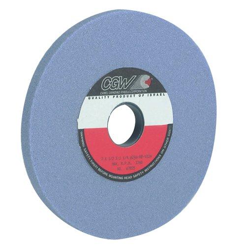 AZ Cool Blue Surface Grinding Wheels - 12x1x3 t1 az46-k8-v32a surface grinding wheel by CGW Abrasives