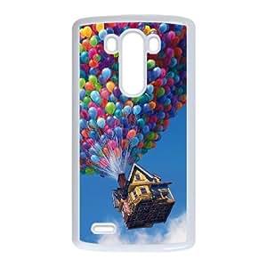 LG G3 Cell Phone Case White Up Ampnd