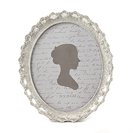 antique oval frame ornate. Simple Antique SIGNATURE SERIES VINTAGE ANTIQUE ORNATE SILVER OVAL FRAME  LARGE  12u0026quot  Intended Antique Oval Frame Ornate W