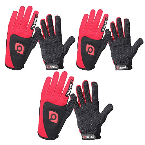 Cycling - Cycling Bicycle Bike Finger Bike Gloves Antiskid Padded Sport Bike Gloves - Texting Riding Windproof Resistant Sports Sensitive Gym Half Women Thermal Jushye Cold Couples - 1PCs