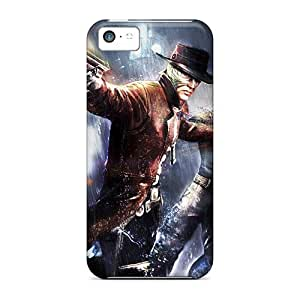 linJUN FENGChrisHuisman Scratch-free Phone Cases For iphone 4/4s- Retail Packaging - The Dark Phantom Game
