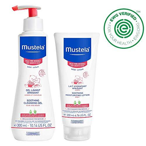 Mustela Bathtime Gift Set